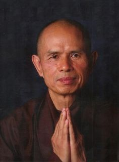 """""""When another person makes you suffer, it is because he suffers deeply within himself, and his suffering is spilling over."""" Thich Nhat Hanh"""