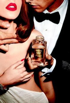 Tom Ford White Musk Fragrance Collection: Amparo Bonmati & Jon Kortajarena