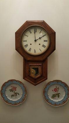 Great Grandmas Chimes Clock Family Heirloom