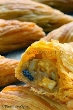 BitterSweetSpicy: Indian Curry Puff a.k.a Karipap Bai.