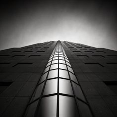 Architecture in Black and White by Joel Tjinjelaar