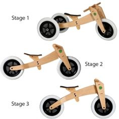 Skip Hop Wishbone Bike - 3 bikes in one!