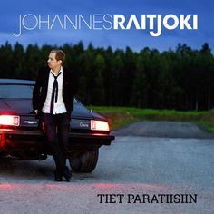 Johannes Raitjoki - Tiet paratiisiin (single) https://open.spotify.com/artist/484UVsieMMG9cWAyNOrmRY  Cover and logo by Kaisaesteri Rintala / Picture by Minna Sairberg