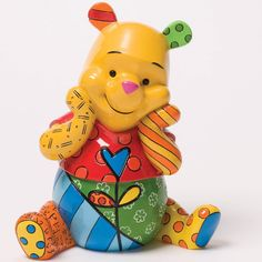 Amazon.com: Disney by Britto from Enesco - Winnie The Pooh: Everything Else