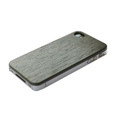 iPhone 4/4S Case Ebony, $20, now featured on Fab.