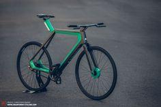 Concept Bike: Canyon Urban Rush | GRAN FONDO Cycling Magazine