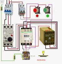 Esquemas eléctricos: Rele falta de fase