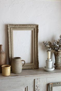 french country white & cream
