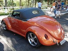 custom bug. Thank You I love this bug the color is great and it will look fine next to my three Jaguar's. Ted in the Desert.