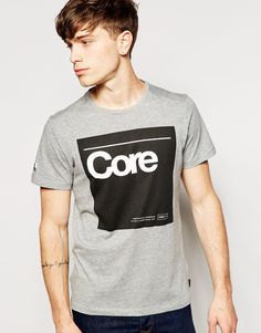 Image 1 of Jack & Jones T-Shirt with Core Print
