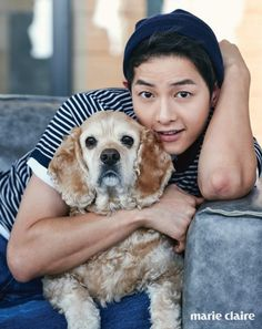 Song Joong-ki melts fans' hearts with pictorial   Koogle TV