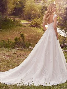 Reba Wedding Dress | Maggie Sottero