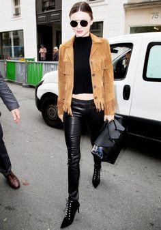 EstiloDF » Trend Alert! Las celebs aman la chaqueta de los 70s de Saint Laurent