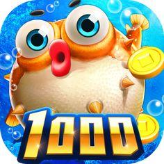 #NEW #iOS #APP 捕鱼•大逃杀-街机达人必备的经典打鱼游戏 - wec gdd