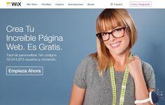 wix la forma más facil de crear una pagina web