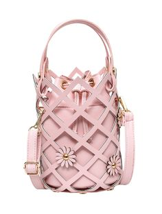 GET $50 NOW | Join Zaful: Get YOUR $50 NOW!http://m.zaful.com/flowers-cut-out-bucket-handbag-p_270541.html?seid=670685zf270541