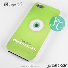 Movie Poster Monster Inc 1 Phone case for iPhone 4/4s/5/5c/5s/6/6 plus