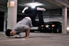 thats a weird push up :p
