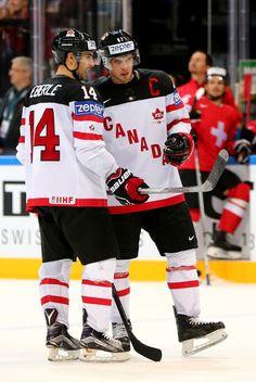 db267dfa4 Sidney Crosby Photos - Switzerland v Canada - 2015 IIHF Ice Hockey World  Championship - Zimbio