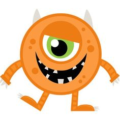 Orange Halloween Monster: Miss Kate Cuttables Monster Theme Classroom, Classroom Themes, Green Monsters, Little Monsters, School Picture Frames, Cute Monsters Drawings, Little Monster Party, Monster Clipart, Monster Coloring Pages