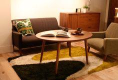 ALBERO(アルベロ) カフェテーブル   ≪unico≫オンラインショップ:家具/インテリア/ソファ/ラグ等の販売。