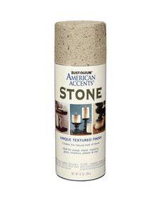 Rust Oleum American Accents Stone Spray Pebble