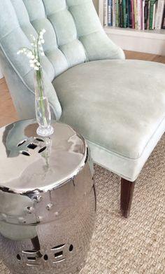 Garden stools. Always a good choice as an occasional table! #gardenstool #homegoods #homegoodshappy #sponsored