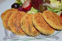 Chiftele de naut si morcovi - falafel Raw Vegan Recipes, Vegan Vegetarian, Vegetarian Recipes, Healthy Recipes, Vegan Food, Healthy Food, Vegan Patties, Baby Food Recipes, Carne