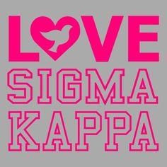 Love Sigma Kappa
