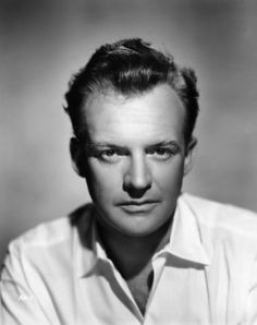 Arthur Kennedy [1914--1990] This reliable character actor, star of 80 films and stage, is usually remembered for his role as the bemused reporter in both Lawrence of Arabia '62 and Elmer Gantry '60.   He was nominated for 5 Academy Awards: as best actor for Bright Victory (1952); best supporting actor for Champion (1950), Trial (1956), Peyton Place (1958), and Some Came Running (1959).