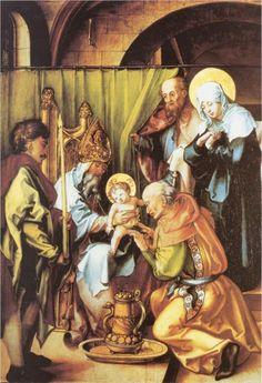 Circumcision of Jesus Christ - c. 1494