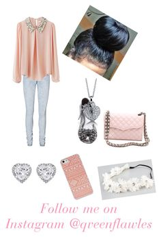 """""""Going to mall"""" by cupcake-fk-fk ❤ liked on Polyvore featuring Vero Moda, Tory Burch, Rebecca Minkoff, BERRICLE, JouJou, BlissfulCASE and Full Tilt"""