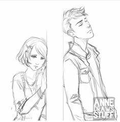 Anna e Damien / say somthing