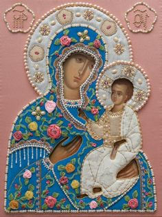 quick to hearken icon of the mother of god in oklad