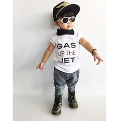 You know I'm here for the party... #Babiators