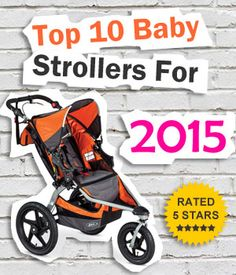 Top 10 Strollers For 2015 You Can Buy Right Now #ProductReviewParty