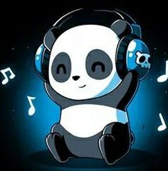 If I were a panda dis would be me.