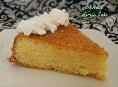 Heavenly Lemon Cake #Cake #Lemon #AllrecipesAllstar #MyAllrecipes