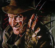Freddy Krueger [Présentation d'un tueur] Horror Legend