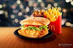 Spotted in Japan! McDonalds' CrabBurger  http://time.com/3620075/mcdonalds-new-burger/