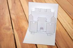 How to Make a Castle Pop up Card (Robert Sabuda Method) -- via wikiHow.com