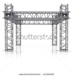 vector truss structures - Google Search  sc 1 st  Pinterest & 24 best Truss Design images on Pinterest | Scenic design Set design ...