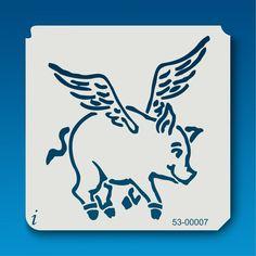 53-00007 Flying Pig