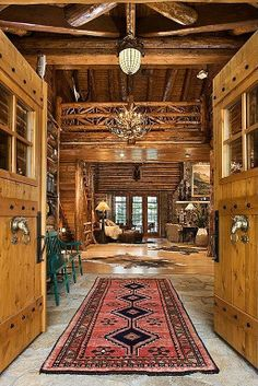 Rustic Entryway - Find more amazing designs on Zillow Digs!