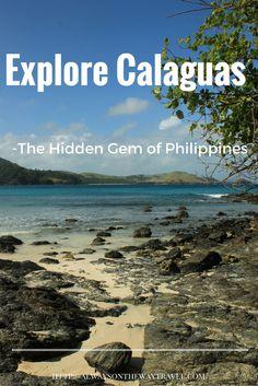 Tips on Explore Calaguas Island in Philippines