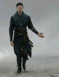 Enjoy The Art of Marvel Doctor Strange in a gallery of Concept Art made for the movie, featuring artworks by concept artists, Ryan Lang, Karla Ortiz, Marvel Doctor Strange, Marvel Concept Art, Concept Art World, Anime Art Fantasy, Larp, Karla Ortiz, Character Inspiration, Character Art, Marvel Characters