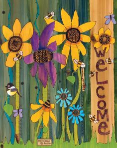 A Studio M exclusive, Art Poles™ are an impactful way to bring beautiful artwork to any landscape. Ultra-durable for years of enjoyment. No digging required. All hardware included. Proudly made in the USA. Patent No. Patent No. Patent No. Garden Poles, Garden Path, Garden Beds, Peace Pole, Pole Art, Fence Art, Fence Boards, Garden Whimsy, Garden Signs