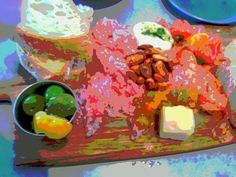 Charcuterie & Cheese Platter at NoRTH in Phoenix by The Detourist
