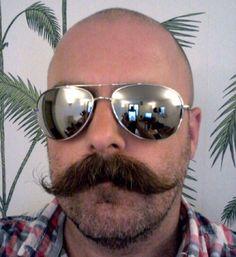 Bear Moustache
