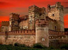 Spain - Castillo de la Mota, Medina del Campo, Valladolid